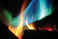rainbow flames - rainbows photo