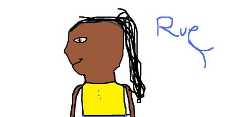 rue on paint