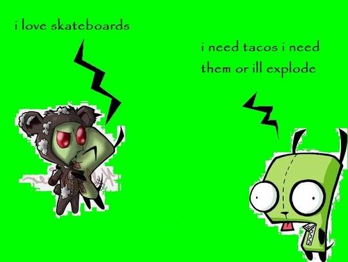 sk8 Gir taco Gir