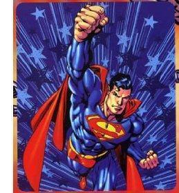 Superman in flite