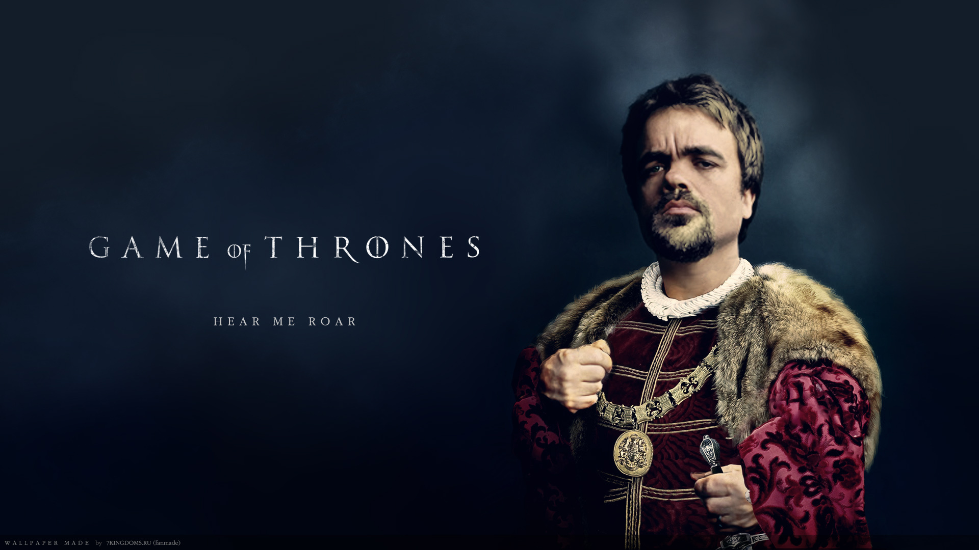 tyrion lannister game of thrones wallpaper 17631979