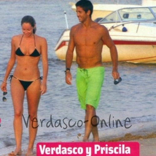 verdasco and his girl