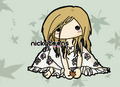 *New* Avril Lavigne cute drawings! 2.