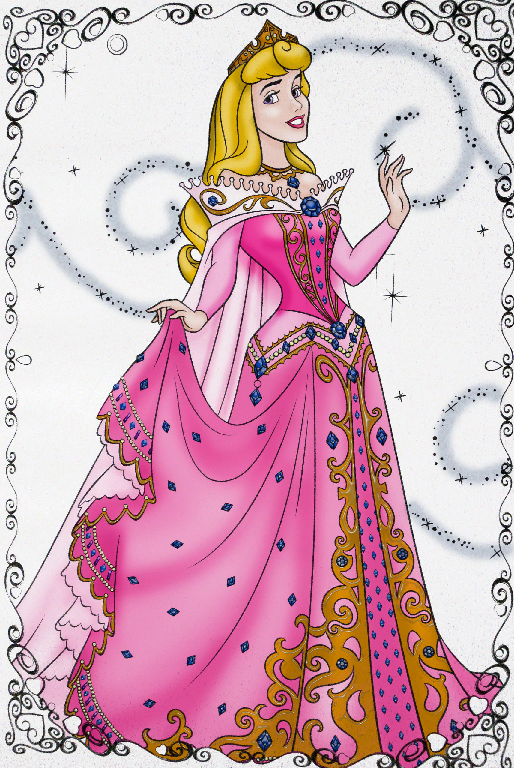 *Princess Aurora*
