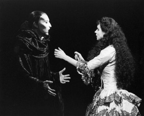 """Vintage"" Broadway Photos - the-phantom-of-the-opera Photo"