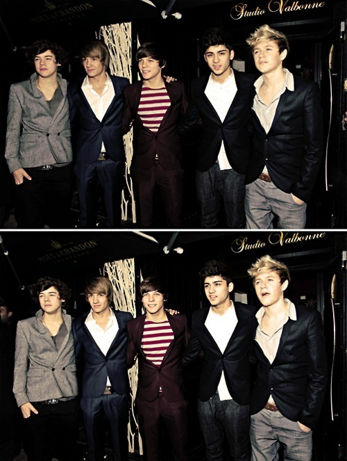 1D At X Factor inpakken, wrap Party Looking Handsome/Hot/Smart & Very Dashing :) x