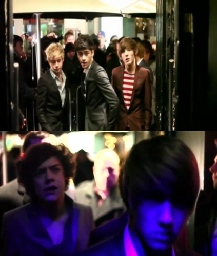 1D R In Matts Video Diary (OMG) They Look Dashing/Hot/Smart/Handsome :) x