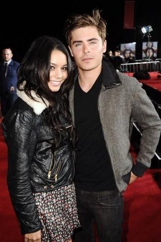 2010, Zac & Vanessa