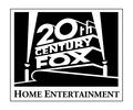 20th Century Fox Home Entertainment Print Logo