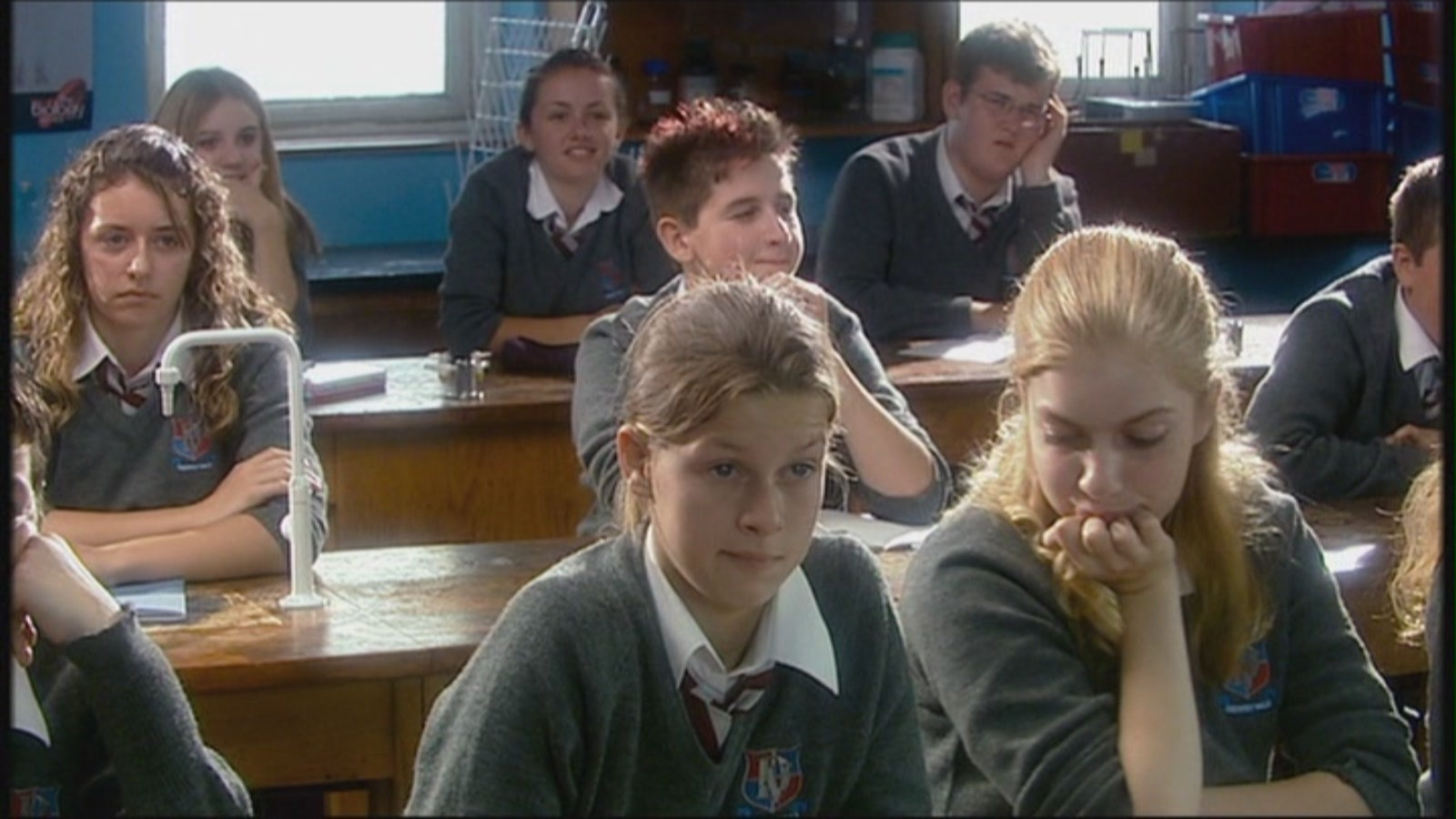 2x03 School Reunion