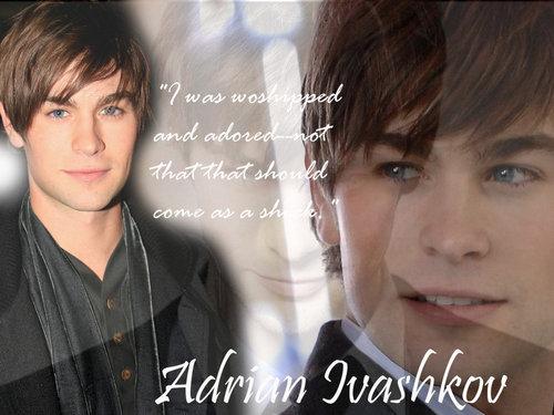 Adrian Ivashkov <3