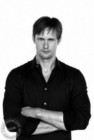 Alexander Skarsgard - Paul Schefz Photoshoot 2008