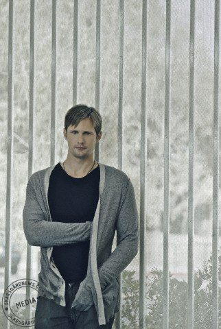 Alexander Skarsgard - Paul Schefz Photoshoot 2008
