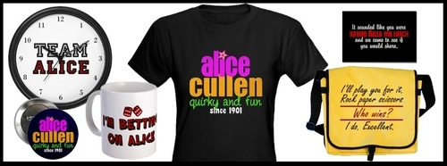 Alice Cullen Shop!