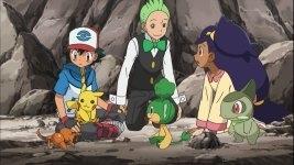 Ash, Iris, Dento