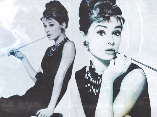 Classic Movies wallpaper called Audrey Hepburn
