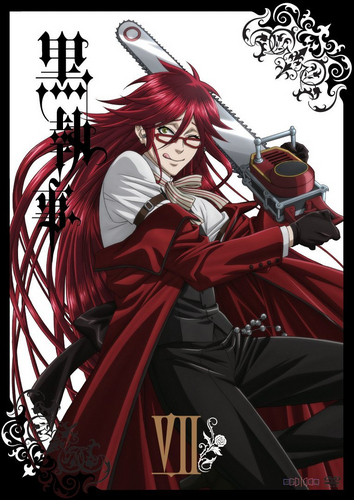 BB Vol. 7 - Grell Sutcliff