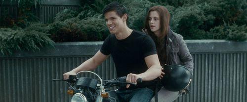 Jacob und Bella Hintergrund entitled Bella&Jacob