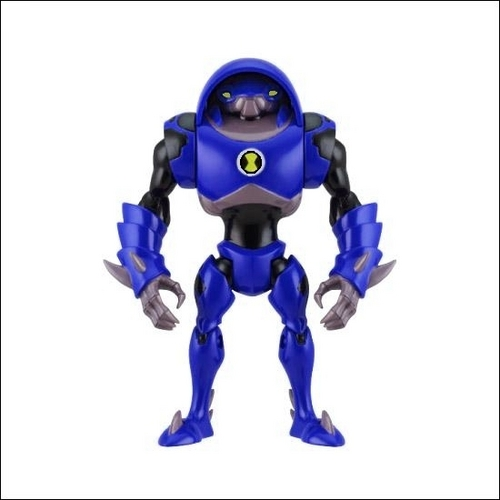 Ben 10: Ultimate Alien achtergrond titled Blue Water Hazard