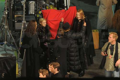 Breaking Dawn Part 1 On Set 16.12.10