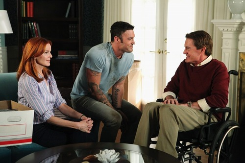 Brian on Desperate Housewives 7x11