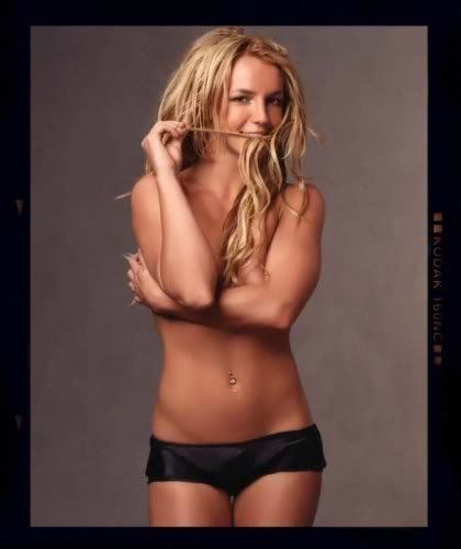 Britney Spears wallpaper with skin called Brit is HOT