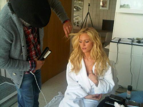 Brittany's Maxim Shoot!