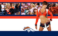 Bronco Cheerleader Sam