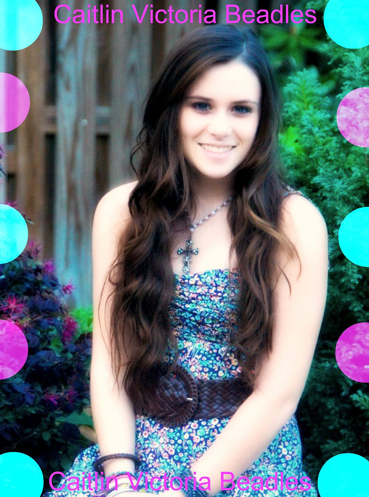 Caitlin Beadles On Twitter 13 Year Old Girl Now Vs Me As: Caitlin Victoria Beadles Photo (17722600