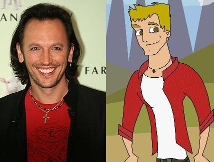 Cedric's voice actor