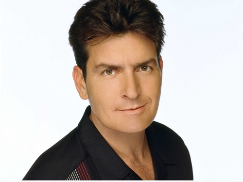 Charlie Sheen wallpaper possibly containing a portrait entitled Charlie Sheen