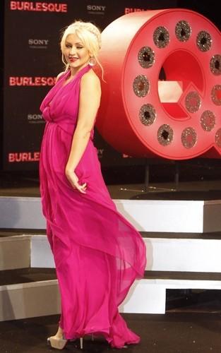 Christina @ Burlesque Berlin Premiere