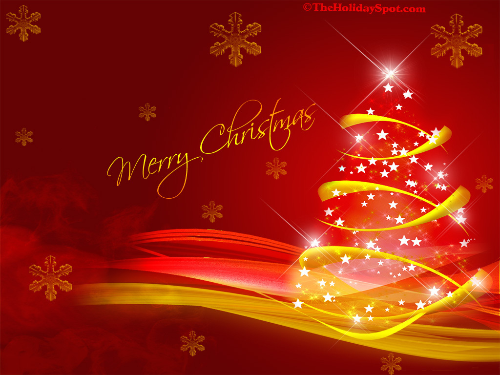 Merry Christmas - Christmas Wallpaper (17756629) - Fanpop