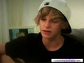 cody-simpson - Cody &quot;We Are The World&quot; Cover Screencaps screencap