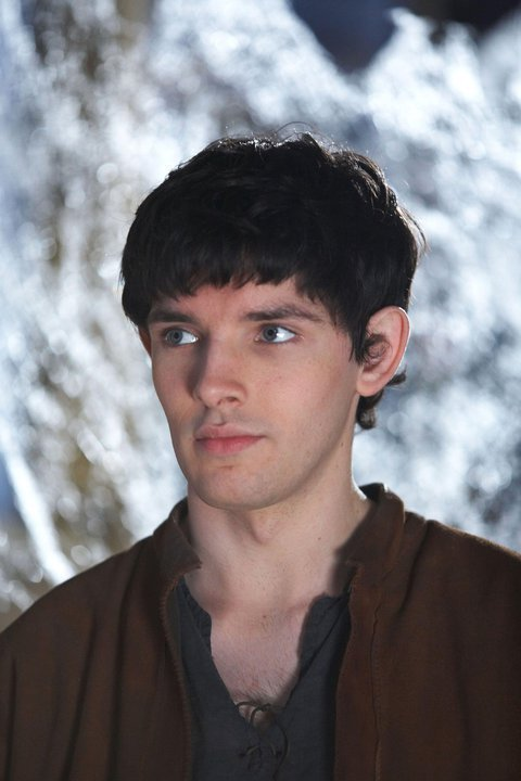 Colin Morgan - Wallpaper