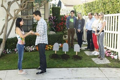 Cougar Town - Episode 2.11 - No Reason to Cry - Promotional Photos