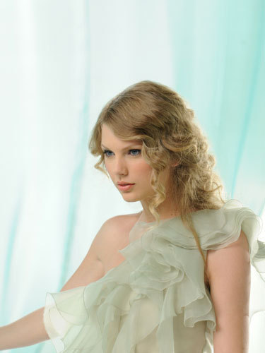 Taylor Swift Enchanted Photoshoot
