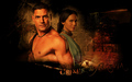 Crixus & naevia - spartacus-blood-and-sand wallpaper