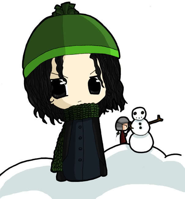 Cute Snape Severus Snape Fan Art 17726990 Fanpop