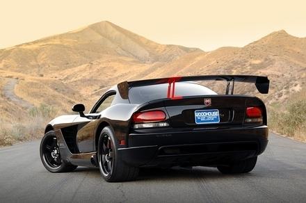 DODGE adder, viper ACR coupe