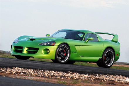 DODGE ulupong HENNESSEY VENOM 1000 TWIN TURBO