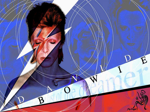 David Bowie wallpaper