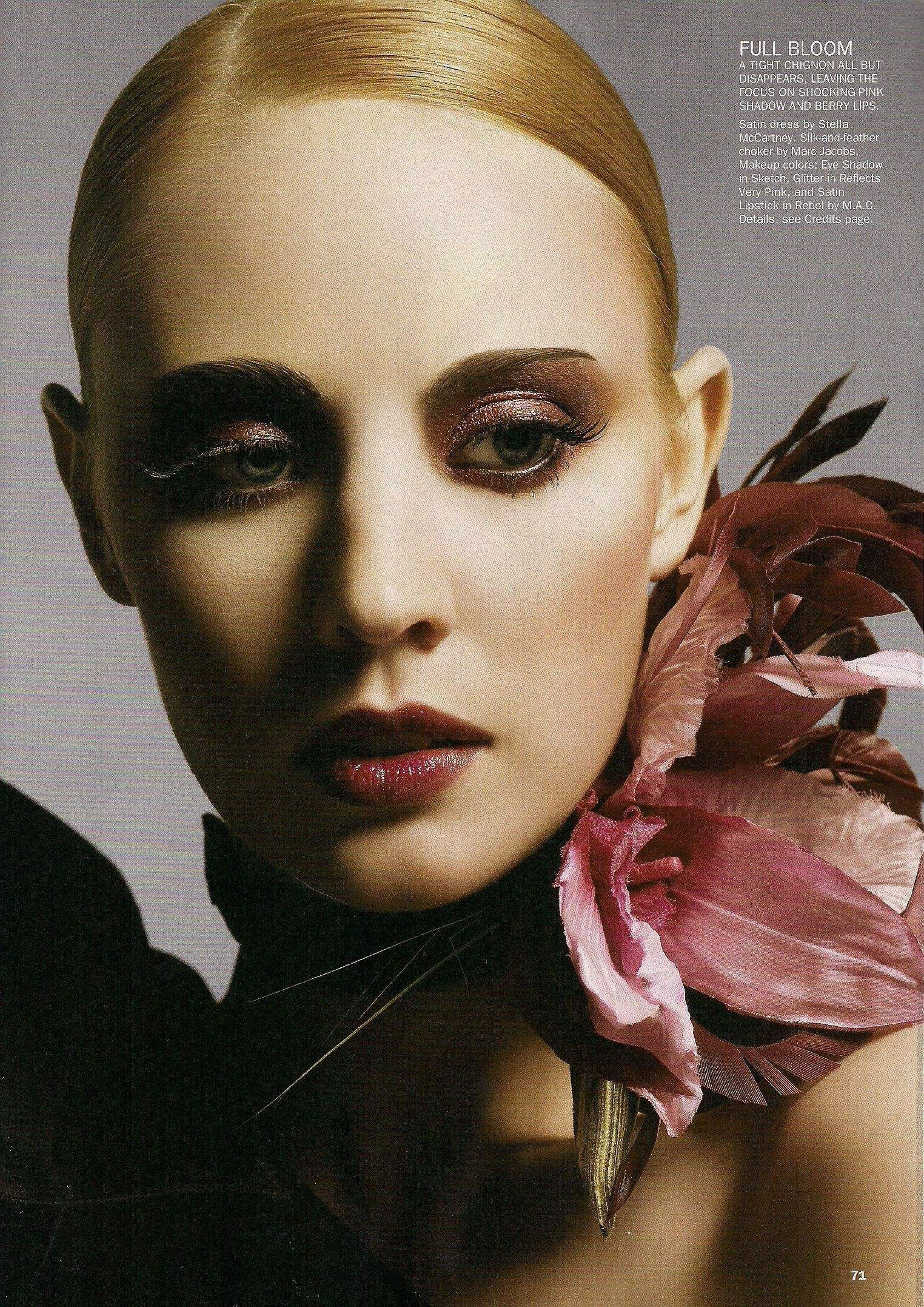 Deborah Ann Woll - Allure photoshoot