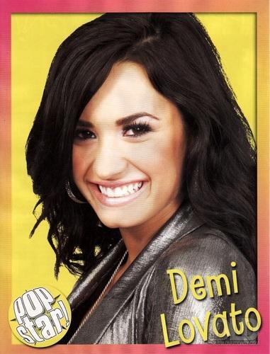 Demi Poster