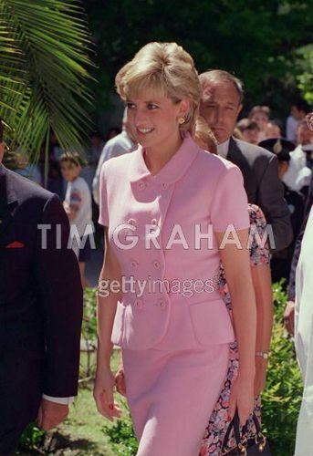 Diana in Argentina