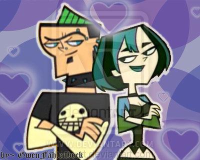 Duncan x Gwen