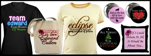 Edward Cullen Shop!