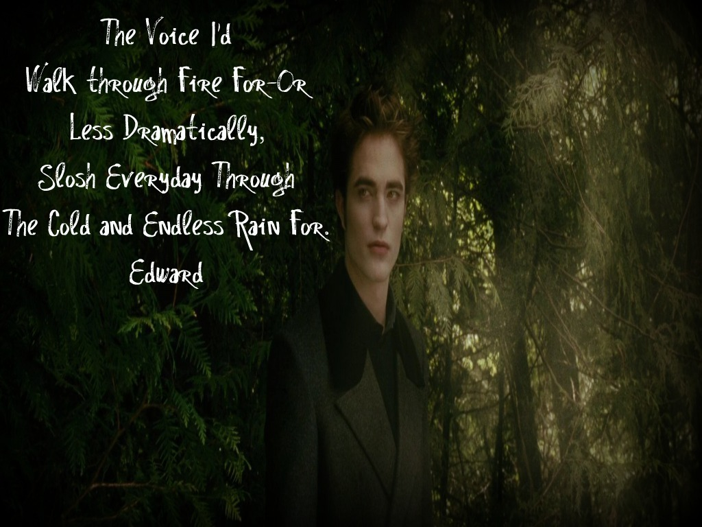 Edward In New Moon Twilight Series Wallpaper 17700544