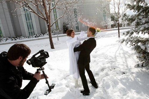 Elaine's wedding