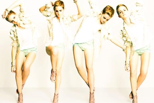 Emma Watson wallpaper probably containing a portrait titled Emma Watson Picspam
